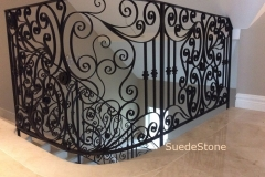 Stone-Gallery-railing-Co.Dublin