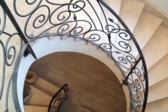 Cream-Marfil-Turned-staircase-Co.Carlow
