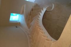 Cream-Marfil-Marble-Staircase-Rush