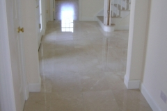Polished-Cream-Marfil-marble-floor